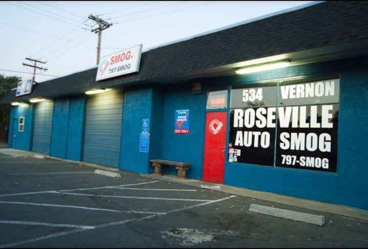 Roseville Auto Smog Shop